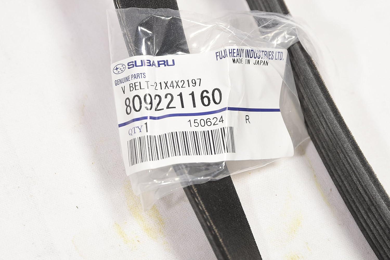 Subaru 809221160 V-Belt