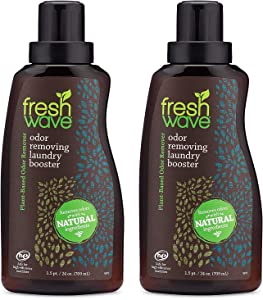 Fresh Wave Odor Removing Laundry Booster, 24 fl oz (Pack of 2)