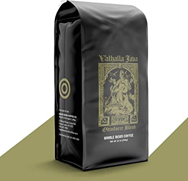 Death Wish Valhalla Java Coffee