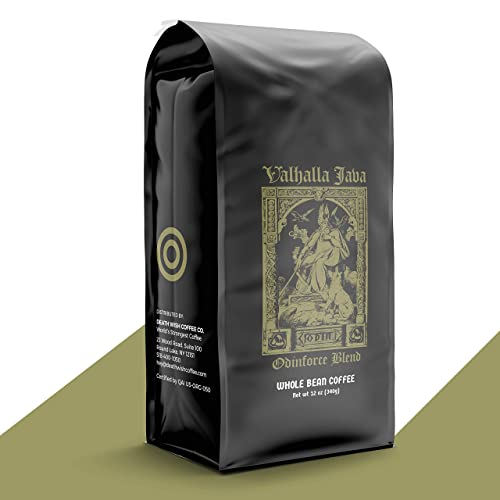 Valhalla Java Whole Bean Coffee