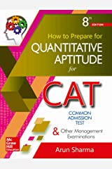 How to Prepare for Quantitative Aptitude for the CAT Paperback
