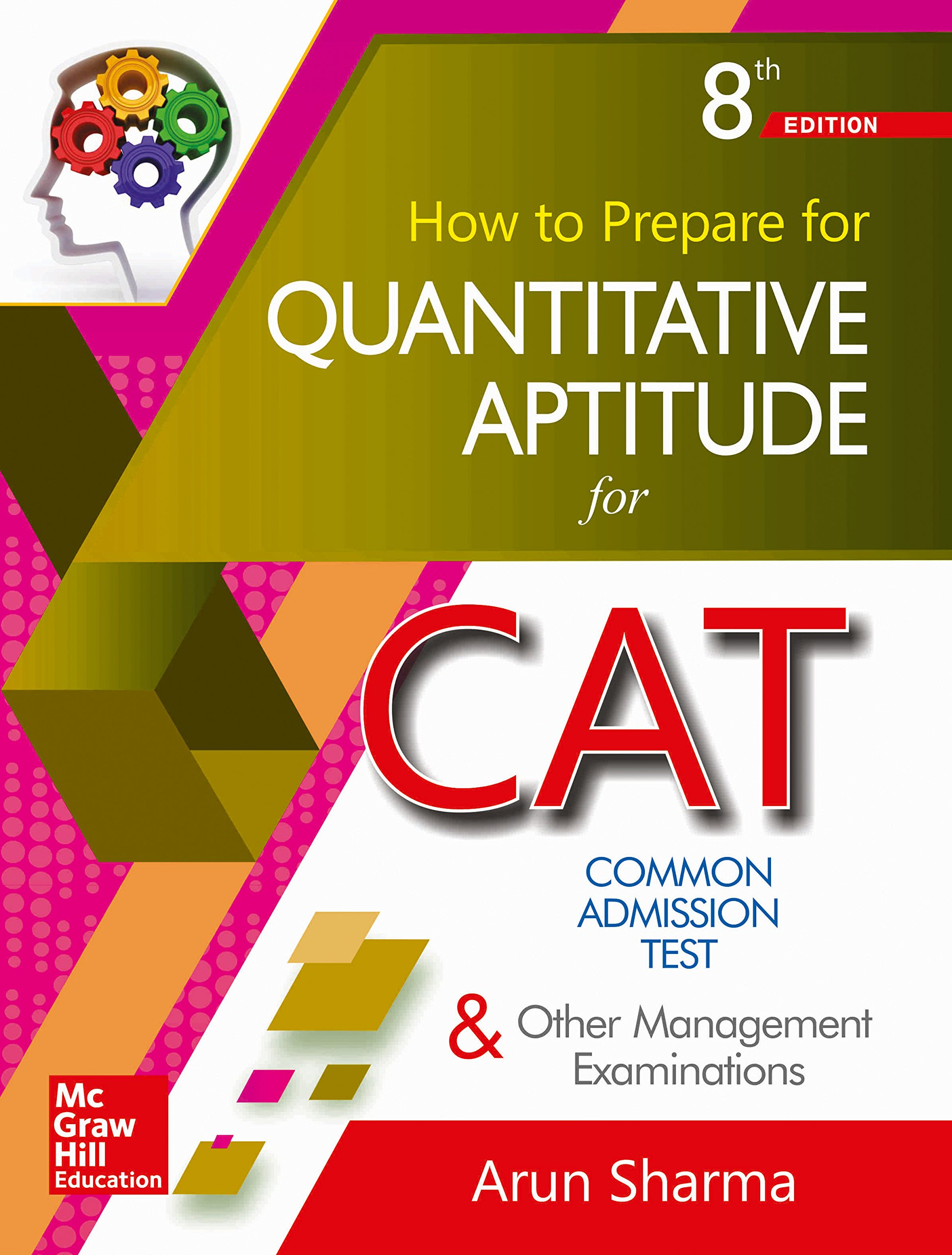 Best Book for MAH CET MBA Entrance Exam