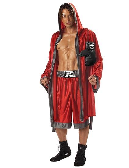 Amazon.com: California Costumes Men's Everlast Boxer/Adult Costume ...