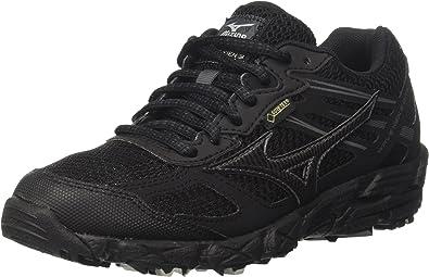 Mizuno Wave Kien 3 G-TX, Zapatillas de Running para Asfalto para Hombre, Gris, 48: MainApps: Amazon.es: Deportes y aire libre