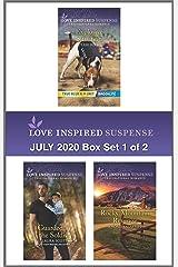 Harlequin Love Inspired Suspense July 2020 - Box Set 1 of 2 Kindle Edition