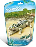 Playmobil - 6644 - Le Zoo - Alligator