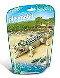Playmobil 6644 - Alligatore con Cuccioli, 3 Pezzi
