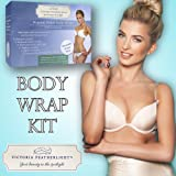 Victoria Featherlight - Best Organic Weight Loss Detox Slimming the Body Wrap Kit To Lose Weight Quickly, Includes Ebook