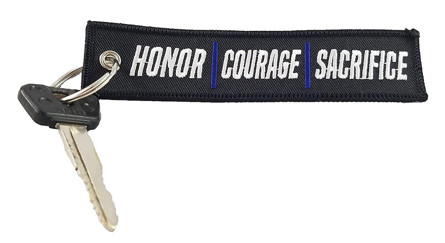 Scooters Cars Centurion Goods Great Gifts. POW//MIA Veteran Fire Keys For a Cause Keychains for Motorcycles Police CG Keytags First Responder Heartbeat