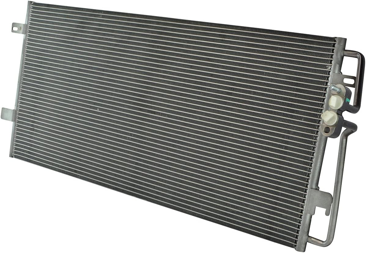 A//C Condenser Air Conditioning Direct Fit for Pontiac Bonneville Buick LeSabre