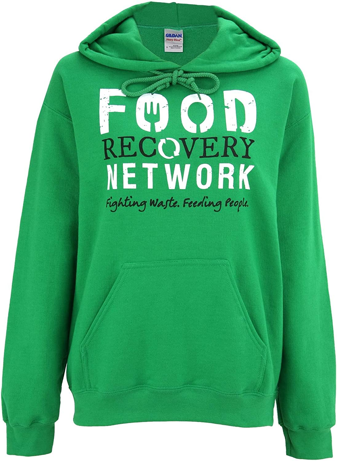 GreaterGood The Food Recovery Network Hooded Sweatshirt