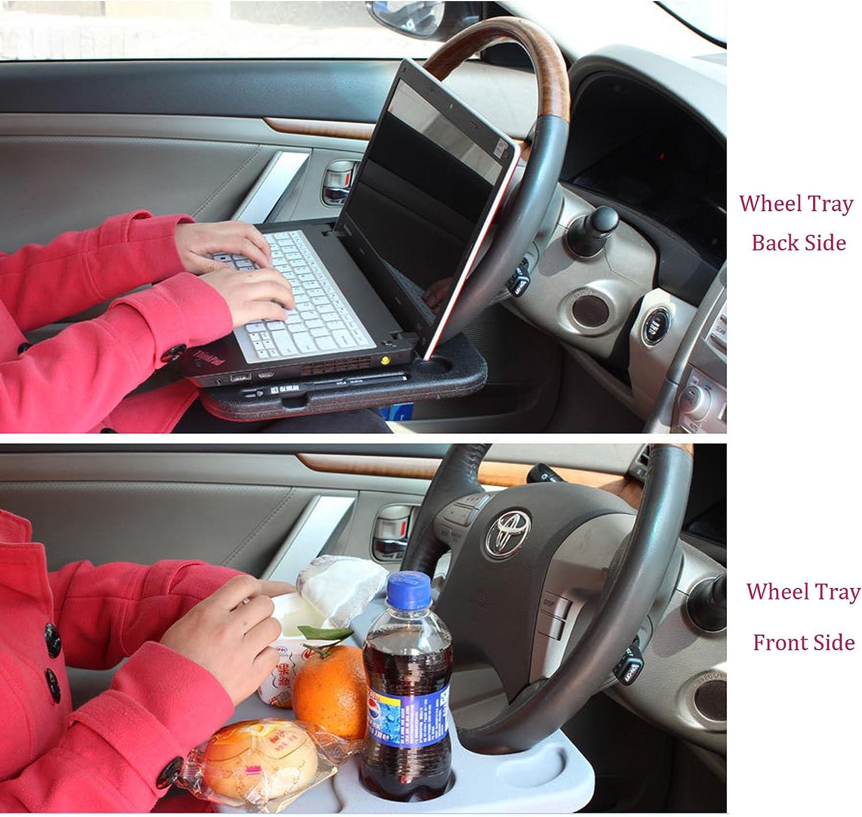 RoadPro RPO-24DT Over-The-Wheel Desktop