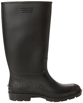380PP Pricemaster Unisex Wellington Boots (9 US) (Black)