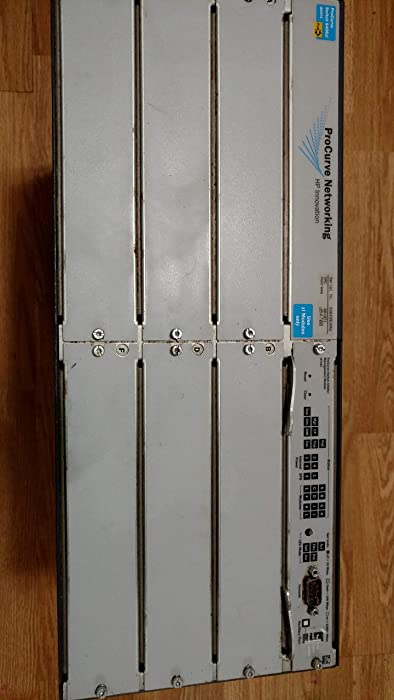 HP J8697A Procurve Switch 5406zl Chassis