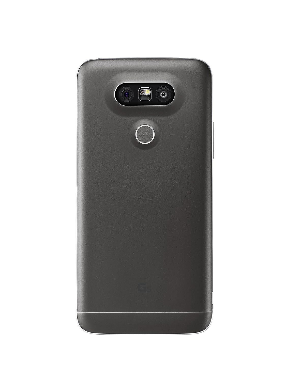 LG G5 H850 32GB 4G Gris - Smartphone (SIM única, Android, NanoSIM, gsm, HSDPA, HSUPA, UMTS, LTE): Amazon.es: Electrónica