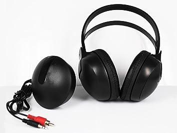 DONDONBCN-AURICULARES INALAMBRICOS CASCOS INALAMBRICOS SIN CABLE 10 EN 1 PARA RADIO MP3/MP4