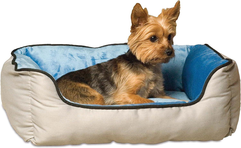Lit chauffant pour chien