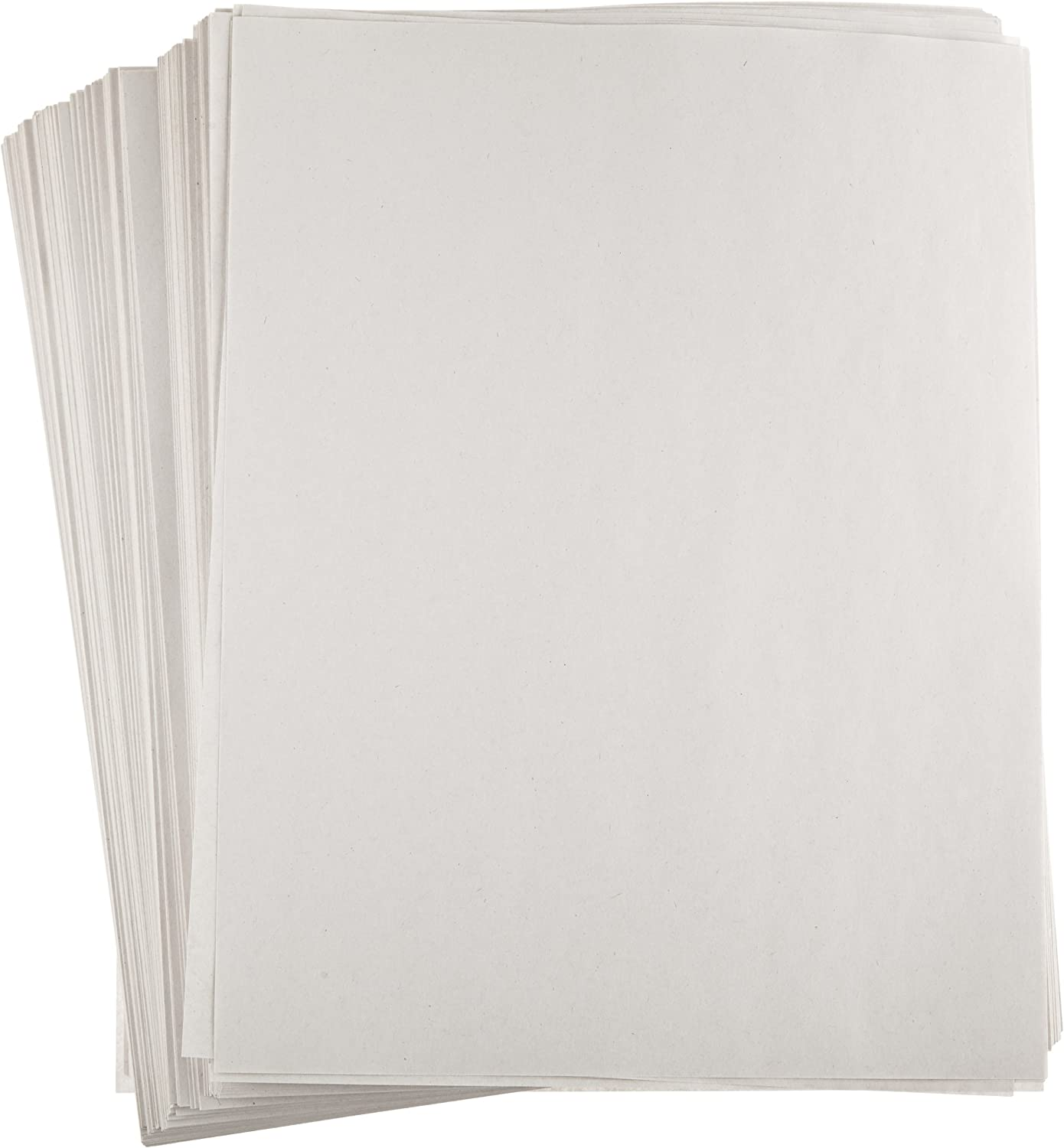 School Smart Value Drawing Paper Pack of 500 50 lb 9 x 12 Inches Soft White