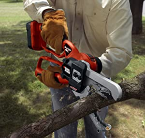 Black & Decker NLP1800 Alligator Lopper 18-Volt Cordless