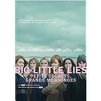 Big Little Lies: The Complete Second Season (CDA/Bilingual/DVD)