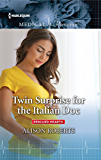 Twin Surprise for the Italian Doc (Rescued Hearts)