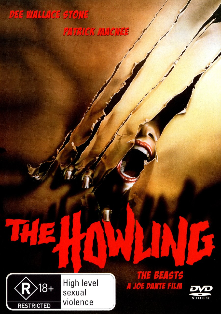Amazon.com: The Howling The Beasts | Joe Dante\'s | NON-USA Format ...