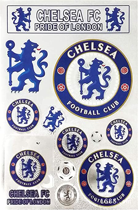 Amazon Com Cfc Chelsea Football Club Soccer Team Logo Sticker