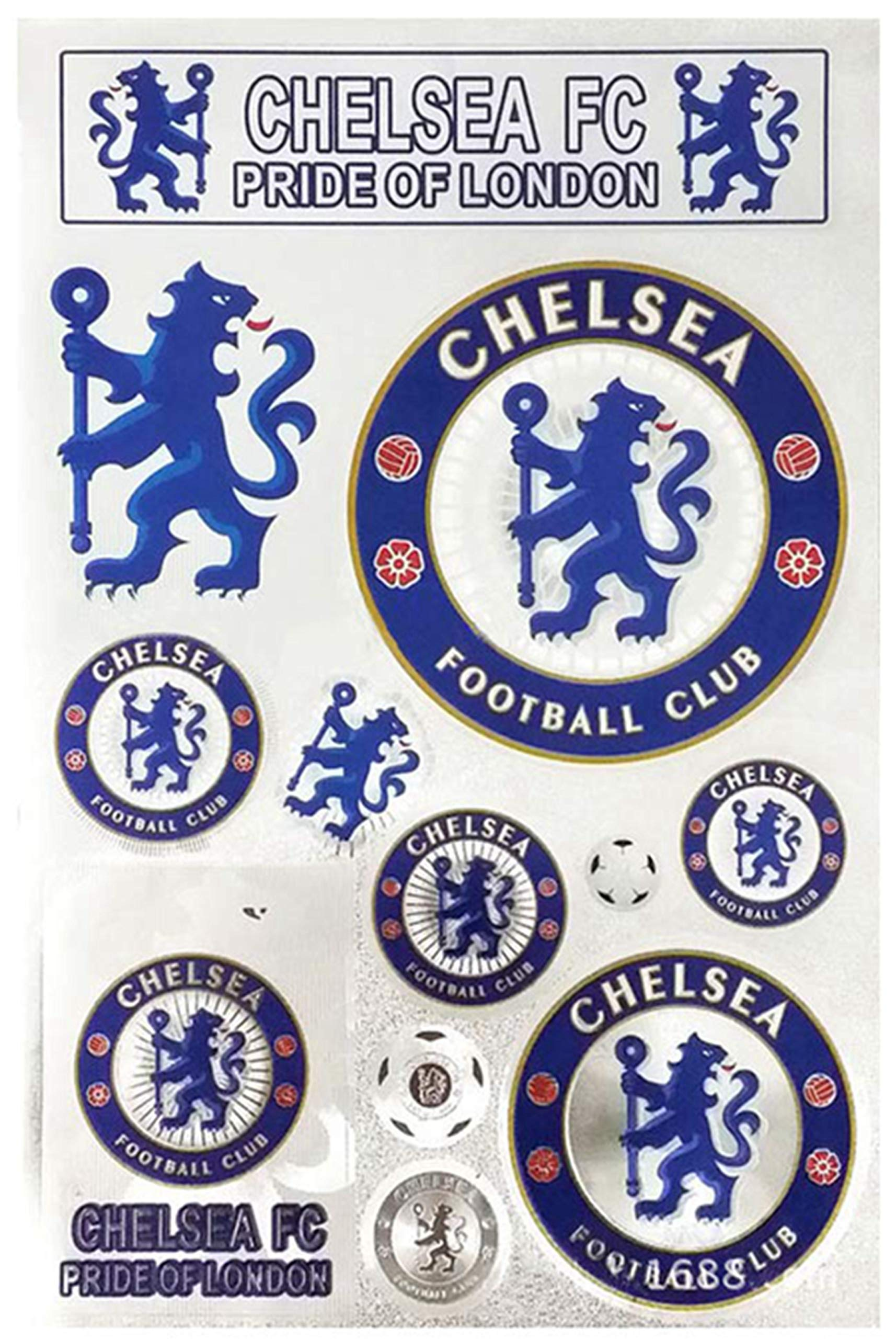 Cfc Chelsea Football Club Soccer Team Logo Sticker Decal For Car Glass Laptop Wall Buy Online In Antigua And Barbuda At Antigua Desertcart Com Productid 1829138 [ 2560 x 1714 Pixel ]