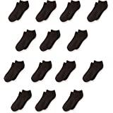 Amazon Essentials Kids' 14-Pack Cotton Low Cut Sock