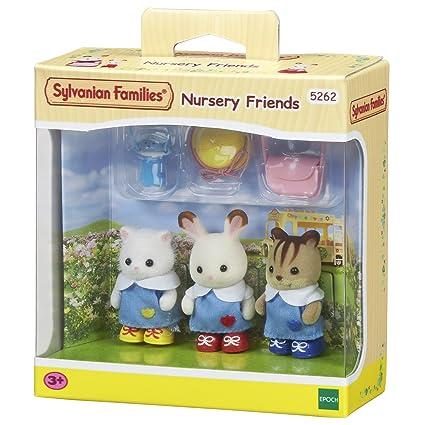SYLVANIAN FAMILIES Nursery Friends Mini muñecas y Accesorios Epoch para Imaginar 5262