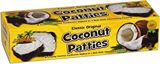 product image for Anastasia Confections Coconut Patties, Original, 12-Ounce (Pack of 4)