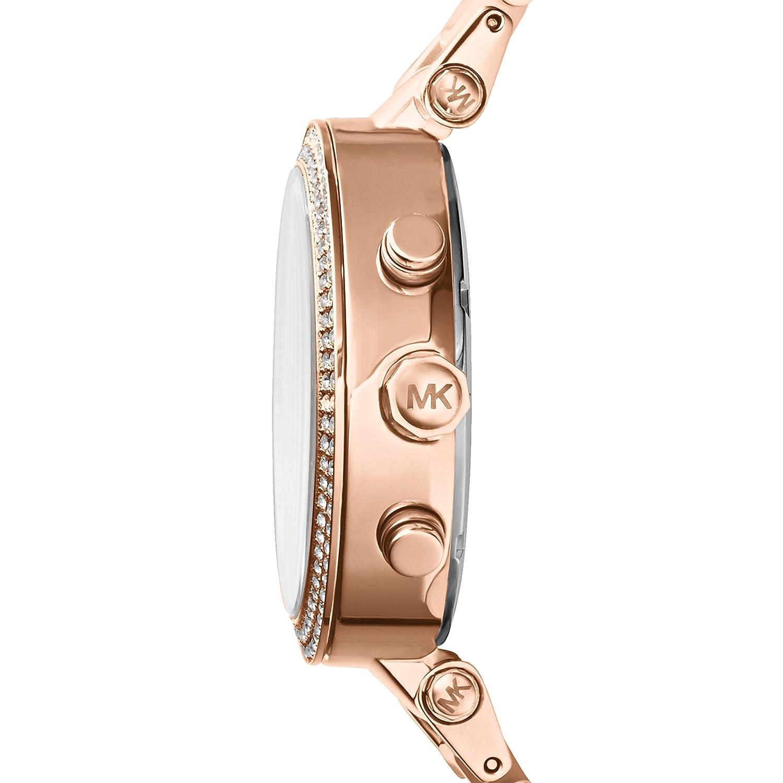 Michael Kors Women's Parker Two-Tone Watch MK5896: Michael Kors