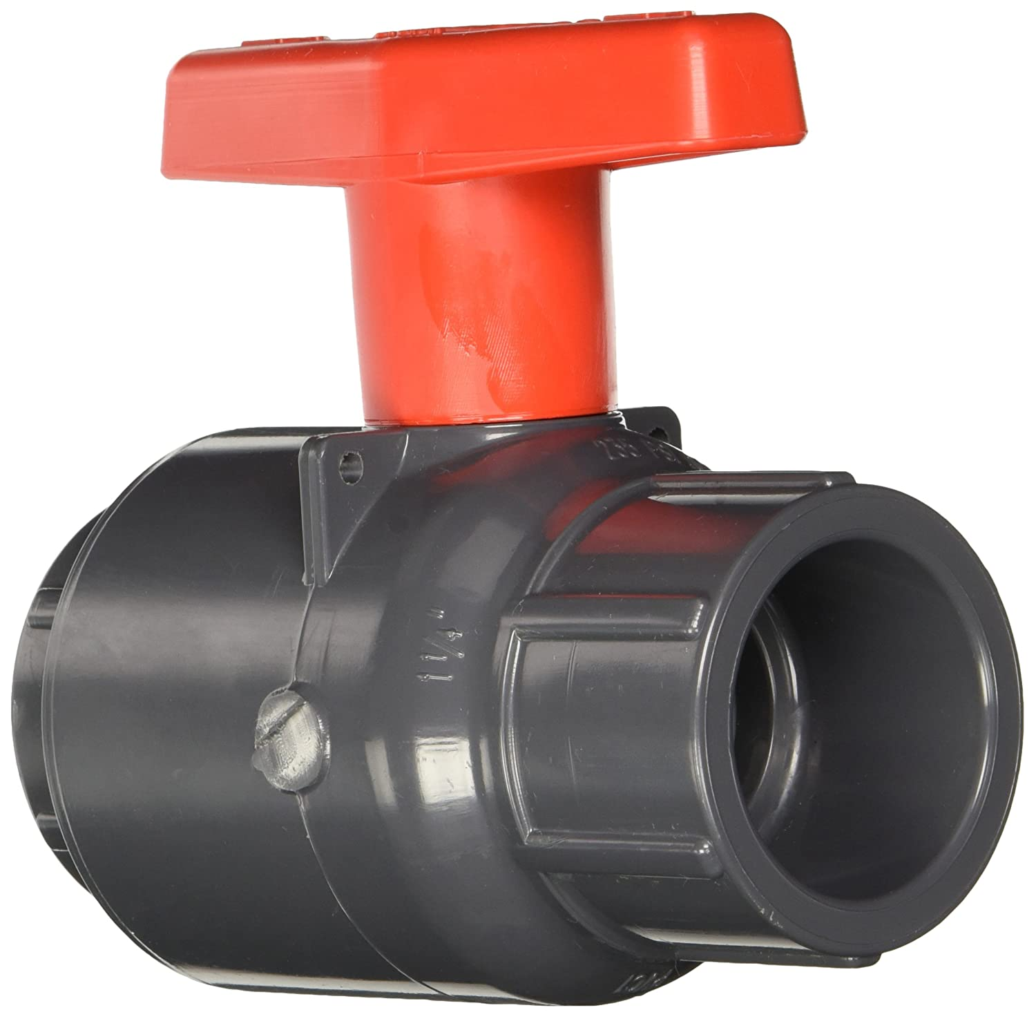 Spears 2132-012 PVC Schedule 80 Compact Ball Valves