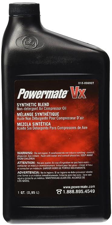 Amazon.com: PowerMate 018 – 0069 ct sintéticas mezcla Non ...