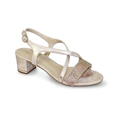 43e8d865012 Lunar Womens Monterey Strap Sandal  Amazon.co.uk  Shoes   Bags