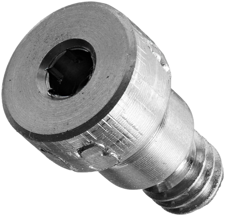 Hex Socket Drive Meets ASME B18.3 Partially Threaded Plain Finish 316 Stainless Steel Shoulder Screw #4-40 Threads Standard Tolerance 5//32 Thread Length Socket Head Cap 1//8 Shoulder Diameter Made in US, 5//16 Shoulder Length Pack of 1