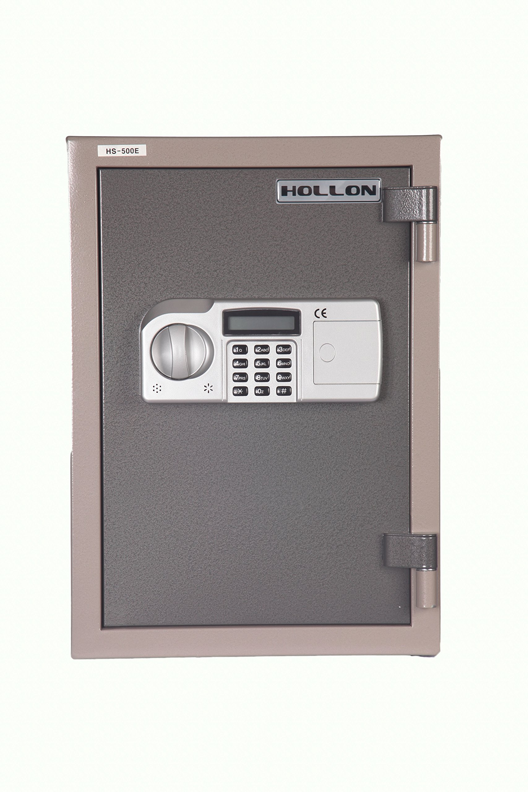 Hollon HS-500E 2 Hour Fire Proof Electronic Home Safe by Hollon