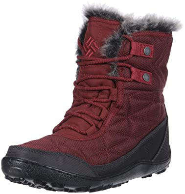 2b994948a64414 Columbia Women s Minx Shorty III Santa FE Ankle Boot
