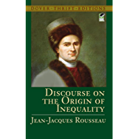 Discourse on the Origin of Inequality (Dover Thrift Editions)