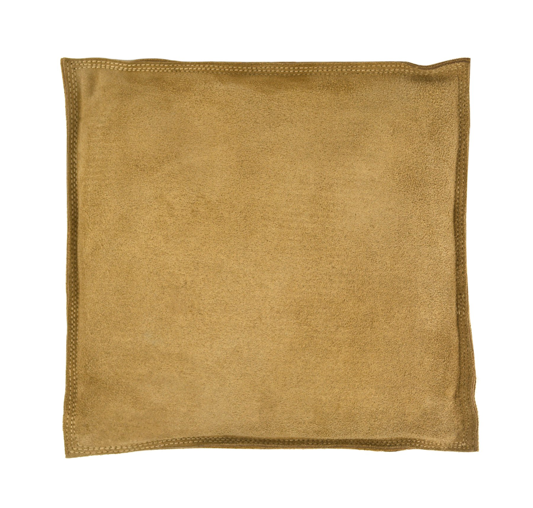 10'' Square Leather Leather Sandbag Cushion for Metal Dapping Stamping Hammering Chasing Forming Jewelry Tool by PMC Supplies LLC