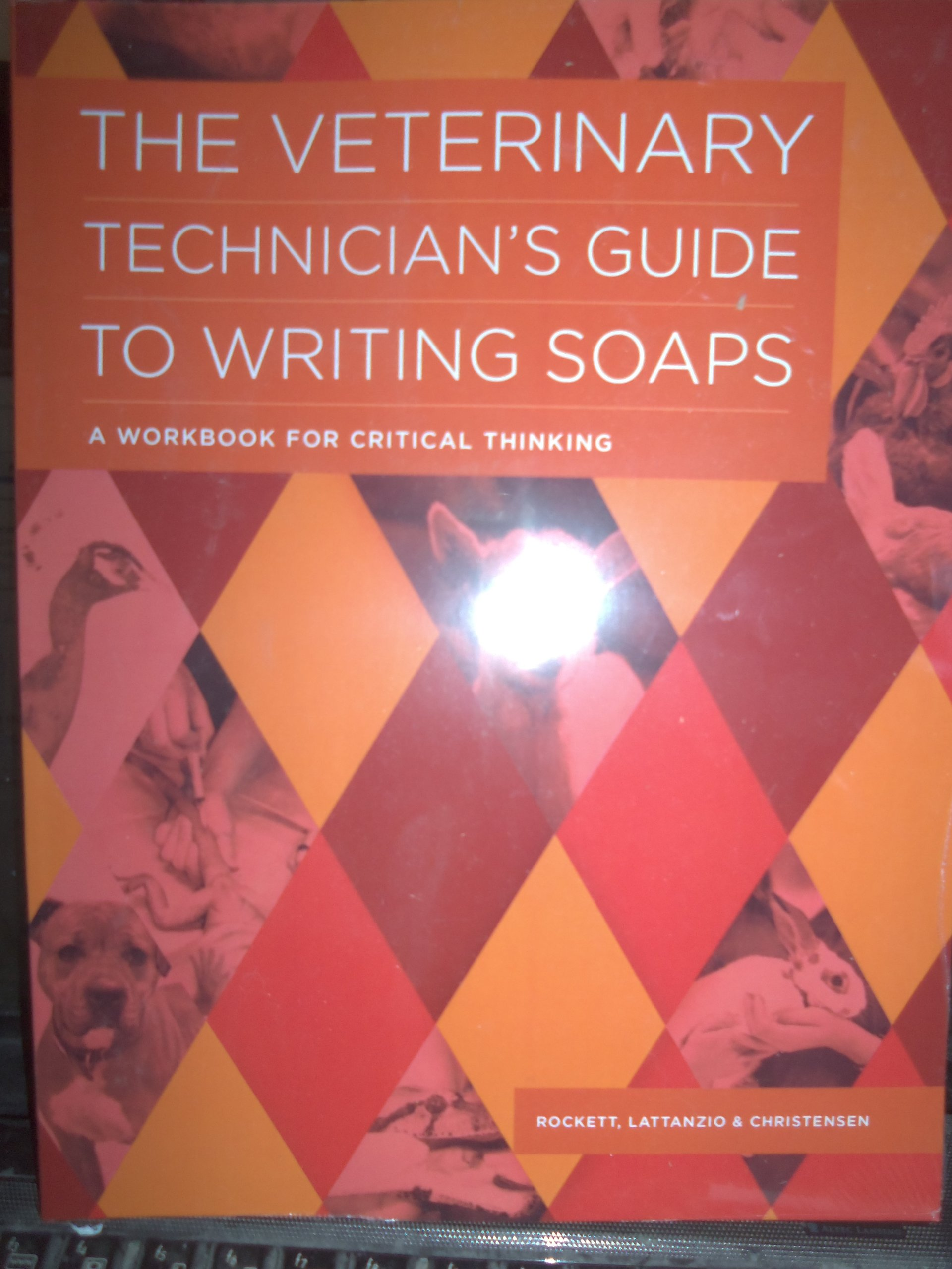 The Veterinary Technician\'s Guide to Writing SOAPS: Rockett ...
