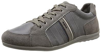 Geox Men's U Houston a Low Top Sneakers: Amazon.co.uk: Shoes