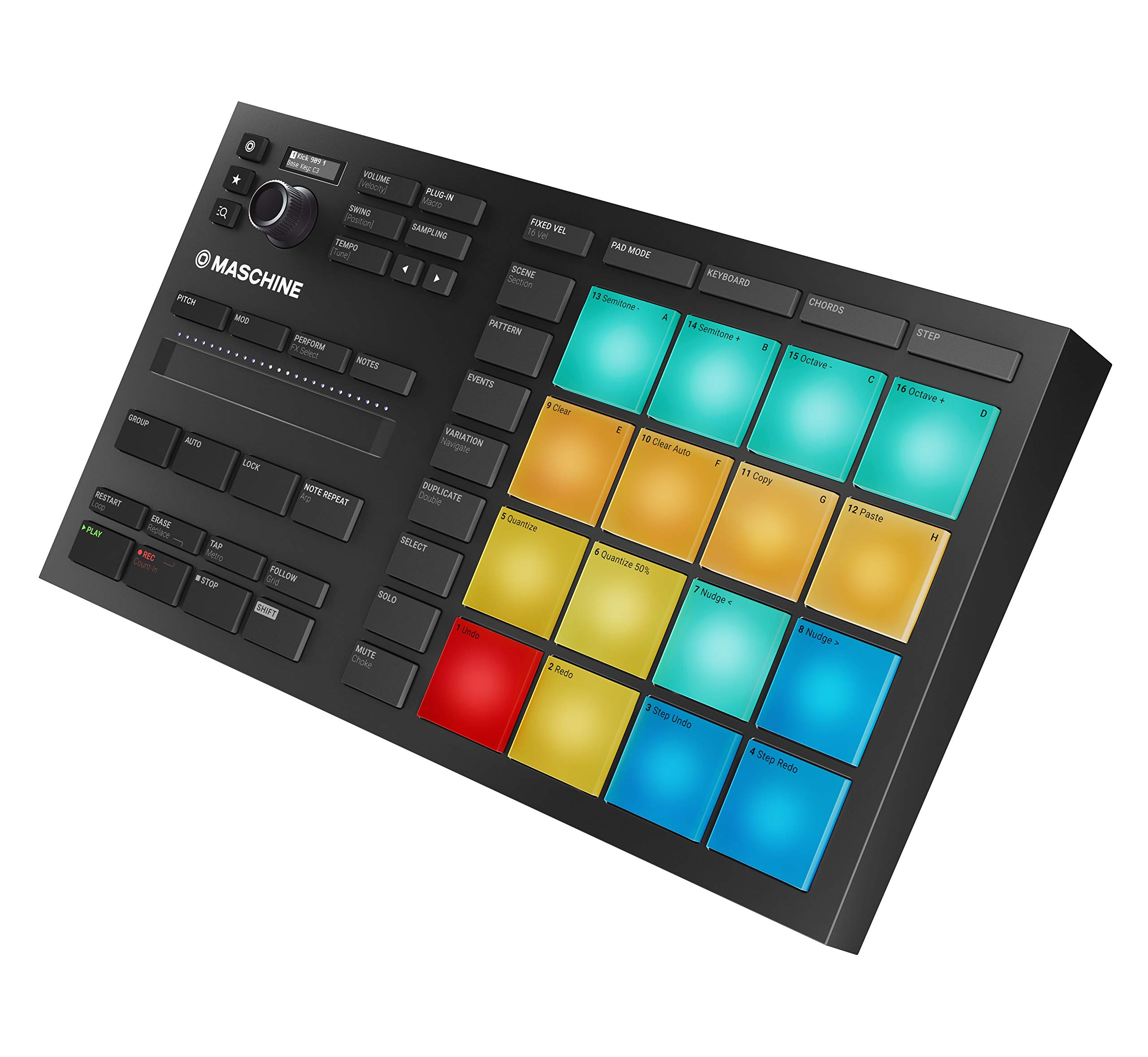 Native Instruments Maschine Mikro Mk3 Drum Controller by Native Instruments (Image #4)