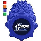 Extreme Foam Roller – Extrem dichte Premium Muskel Faszienrolle fördert Muskelfaser- und Triggerpunktmassage