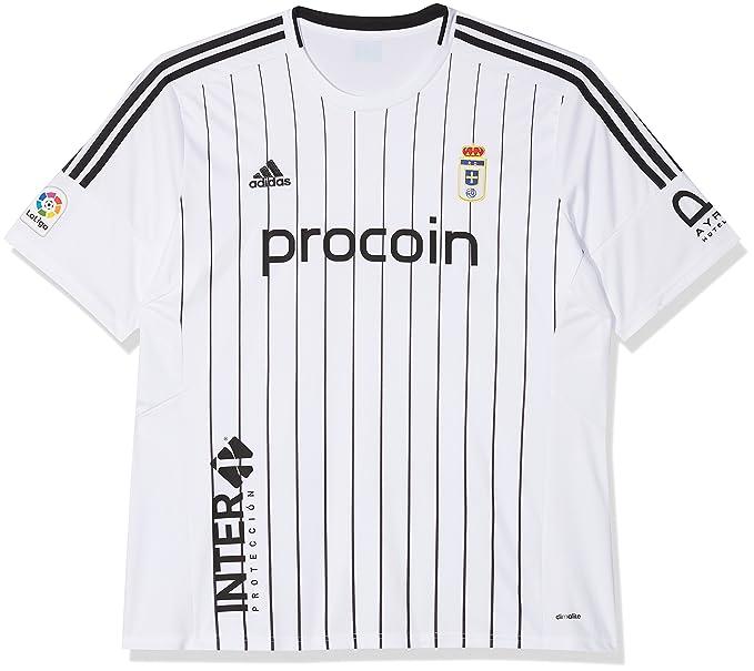 adidas Fort14 Jsy P Camiseta Real Zaragoza Fc, Hombre