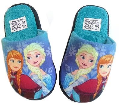 Frozen Hausschuhe Pantoffeln Mädchen Schuhe