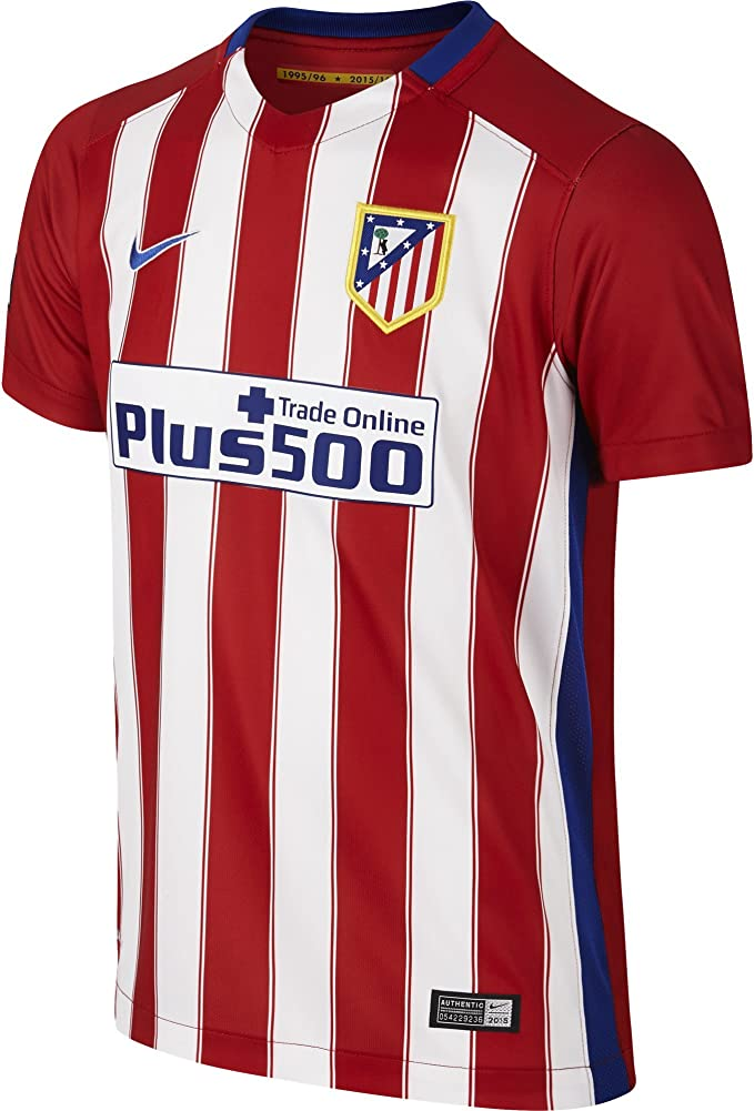 Camiseta Oficial Nike Atl/ético de Madrid 2015//2016