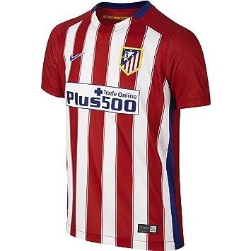 Nike Atlético de Madrid 2015/2016 - Camiseta Oficial: Amazon.es: Deportes y aire libre
