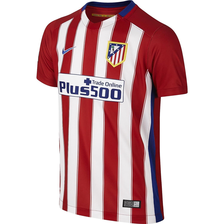 Nike 1ª Equipación Atlético de Madrid 2015/2016 - Camiseta Oficial ...