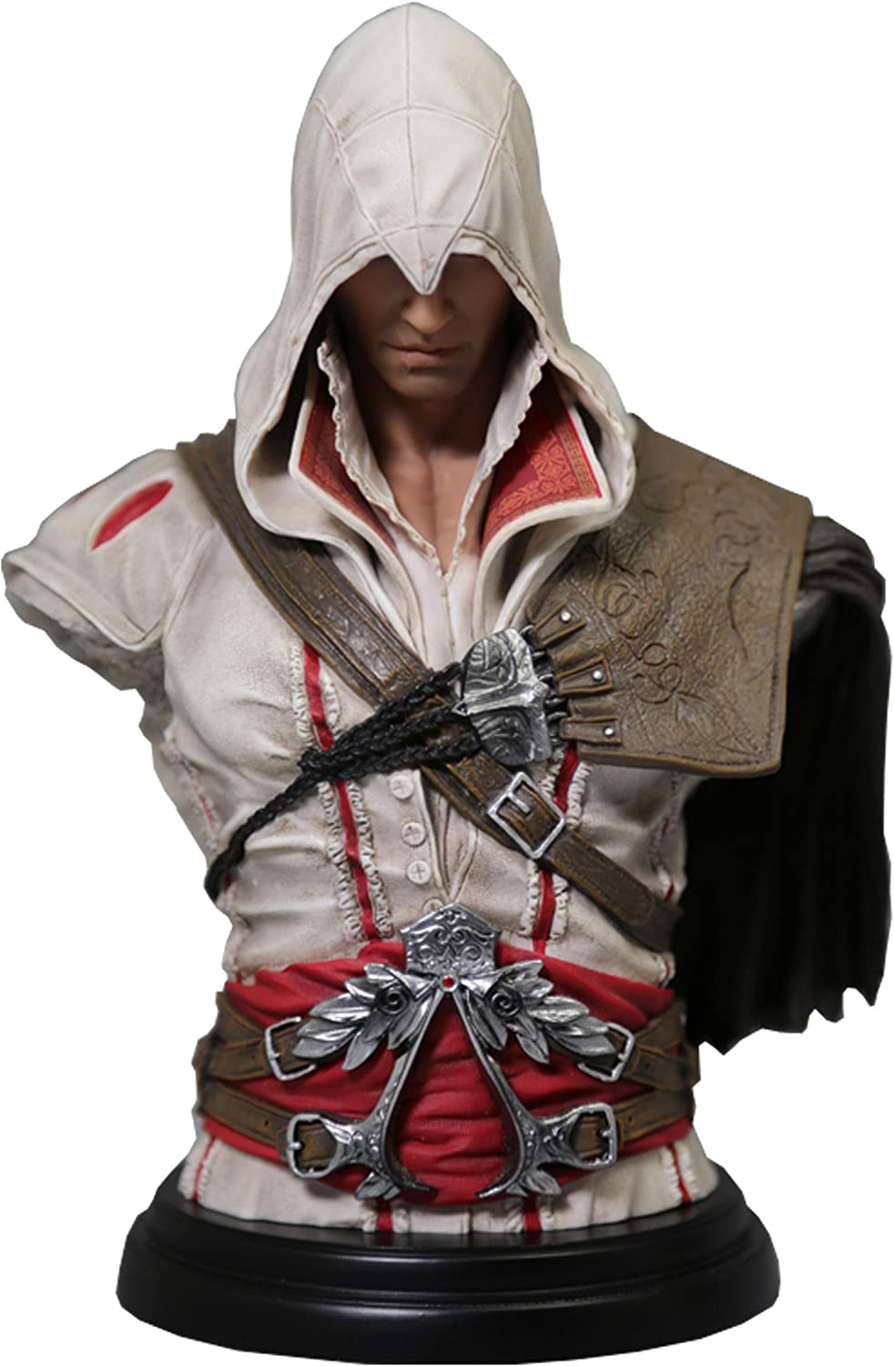 Ezio Auditore Assassin S Creed Character Bust Amazon Co Uk